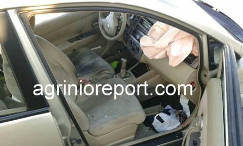 Αγρίνιο: Σοβαρό τροχαίο στην Εθνική Οδό Αγρινίου-Αντιρρίου (pics)