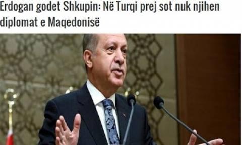 «Αντίποινα Τουρκίας εναντίον των Σκοπίων γιατί δεν έκλεισε σχολεία του Γκιουλέν»