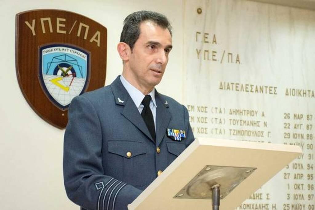 Πολεμική Αεροπορία: Παράδοση-Παραλαβή Διοίκησης της ΥΠΕΠΑ (pics)