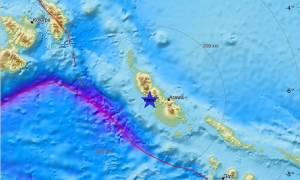 Συναγερμός σε Αυστραλία και Νέα Ζηλανδία από τον ισχυρό σεισμό 8 Ρίχτερ στην Παπούα Νέα Γουινέα