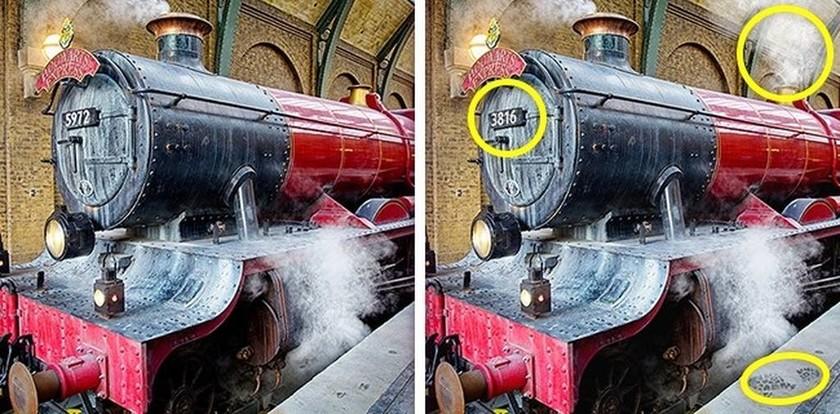 Μπορείτε να βρείτε τις διαφορές; Μόνο ιδιοφυίες μπορούν να εντοπίσουν τις λεπτομέρειες στις εικόνες
