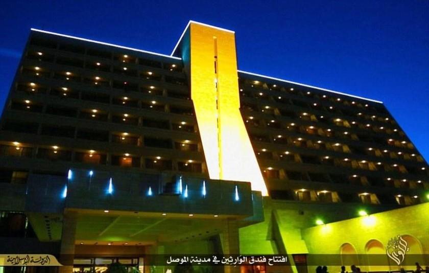 Ιράκ: Το ISIS ανατίναξε το μεγαλύτερο ξενοδοχείο της Μοσούλης