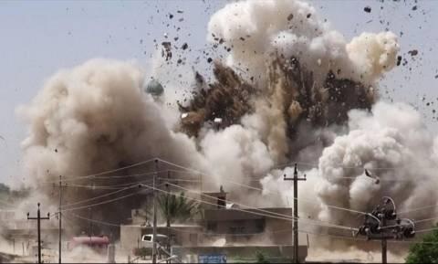 Ιράκ: Το ISIS ανατίναξε το μεγαλύτερο ξενοδοχείο της Μοσούλης (Pics)