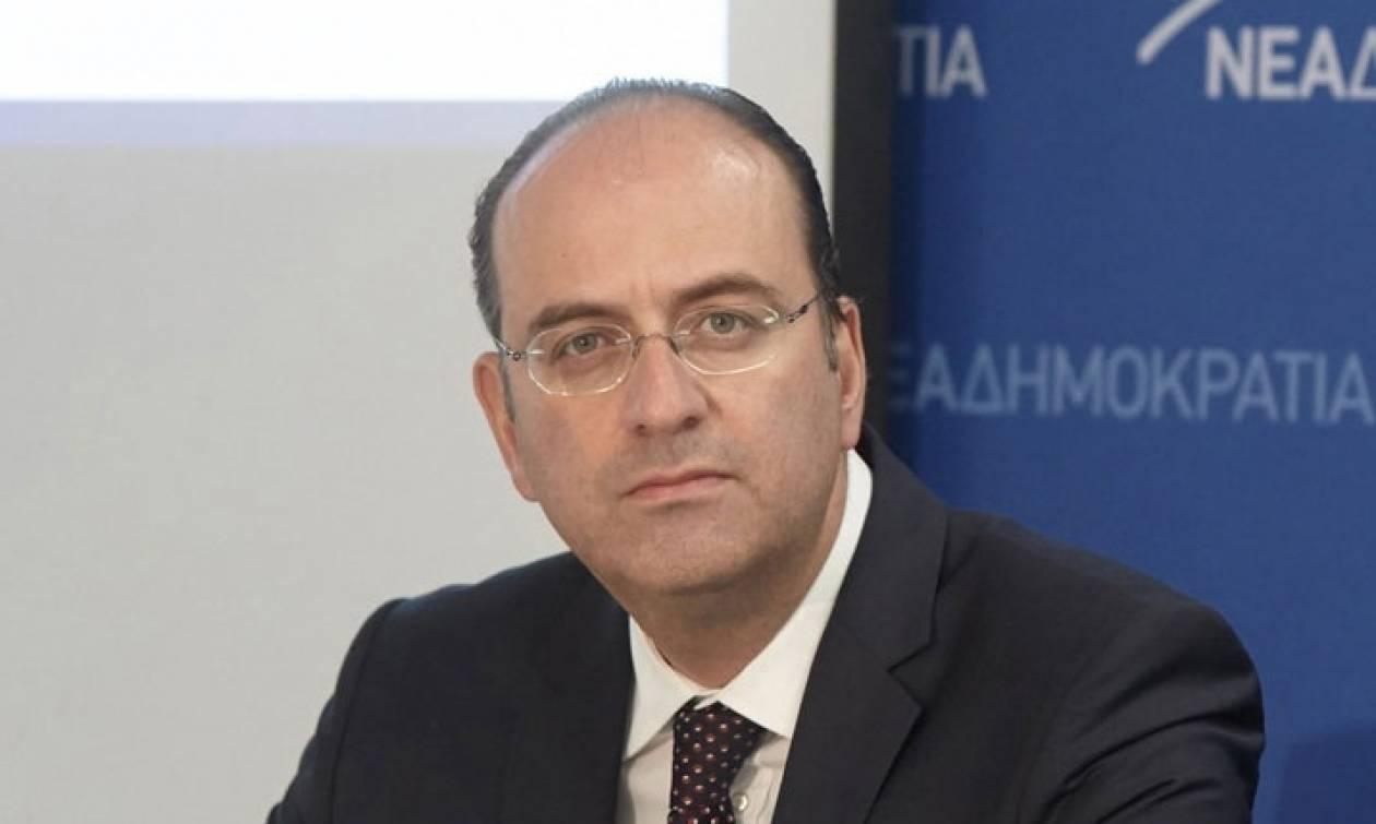 Λαζαρίδης: Πολιτική αλλαγή για να αναπνεύσει η χώρα