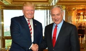 Πρόσκληση του Τραμπ στον Νετανιάχου για συνάντηση στην Ουάσιγκτον το Φεβρουάριο