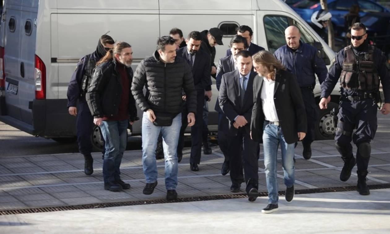 Σήμερα η απόφαση του Αρείου Πάγου για τους οκτώ Τούρκους στρατιωτικούς