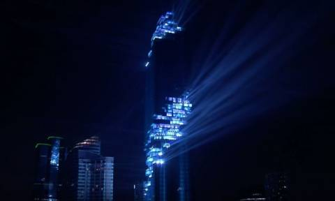 Viral: Είναι αυτός ο πιο παράξενος ουρανοξύστης στον κόσμο;