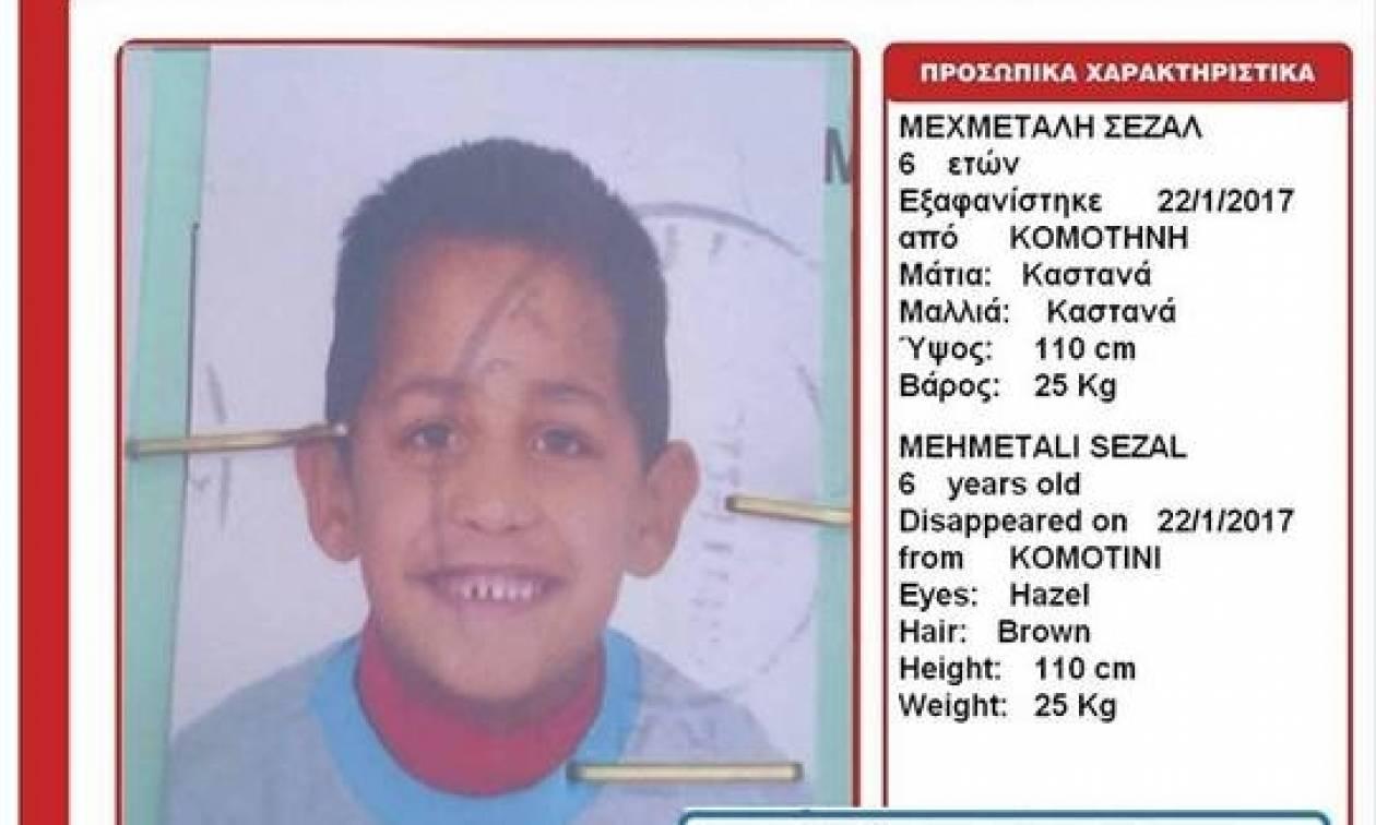 Άγριο έγκλημα στην Κομοτηνή: 15χρονος σκότωσε 6χρονο αγοράκι που είχε εξαφανιστεί