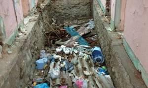 Έγκλημα στην Κομοτηνή: Αυτό είναι το σπίτι όπου βρέθηκε νεκρός ο 6χρονος (pics)
