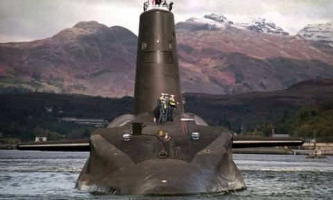 Αποκάλυψη σοκ: Βρετανικός πύραυλος θα χτυπούσε από λάθος τις ΗΠΑ!