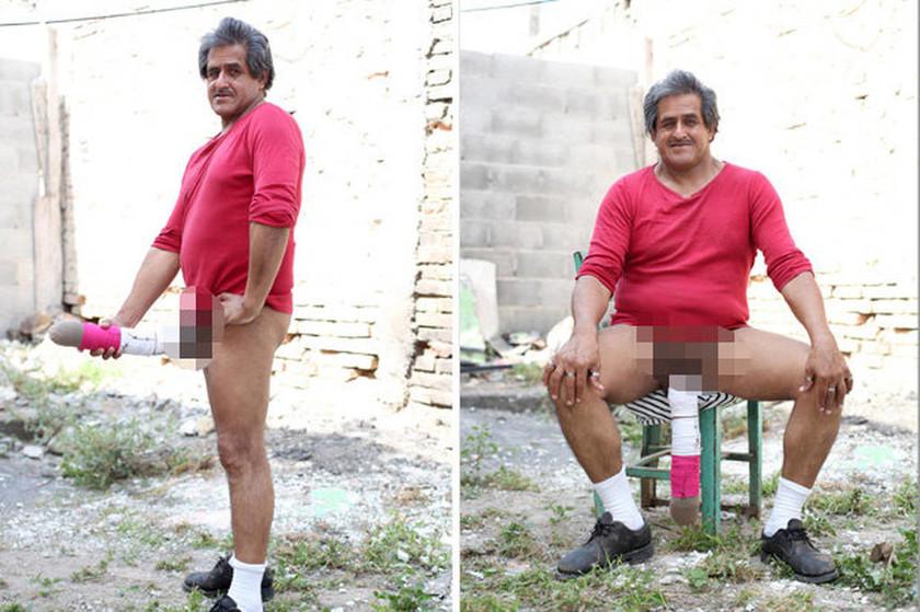 Ο άνδρας με το μεγαλύτερο πέος στον κόσμο! Δεν φαντάζεστε πώς το απέκτησε και πώς κάνει σεξ (videos)