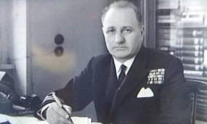 «Έφυγε» ο Έλληνας ήρωας της απόβασης στη Νορμανδία Ναύαρχος Γρηγόρης Παυλάκης