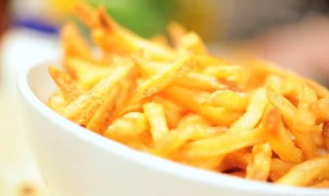 ΠΡΟΣΟΧΗ: Γιατί δεν πρέπει να φάτε ποτέ ξανά αυτές τις τηγανιτές πατάτες!