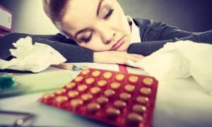 Γιατί νυστάζουμε όταν είμαστε άρρωστοι;