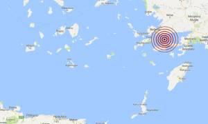 Σεισμός ανατολικά της Κω