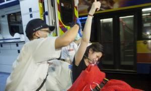 Κίνα: Τουλάχιστον έξι νεκροί από φωτιά σε κατάστημα που πωλούσε πυροτεχνήματα