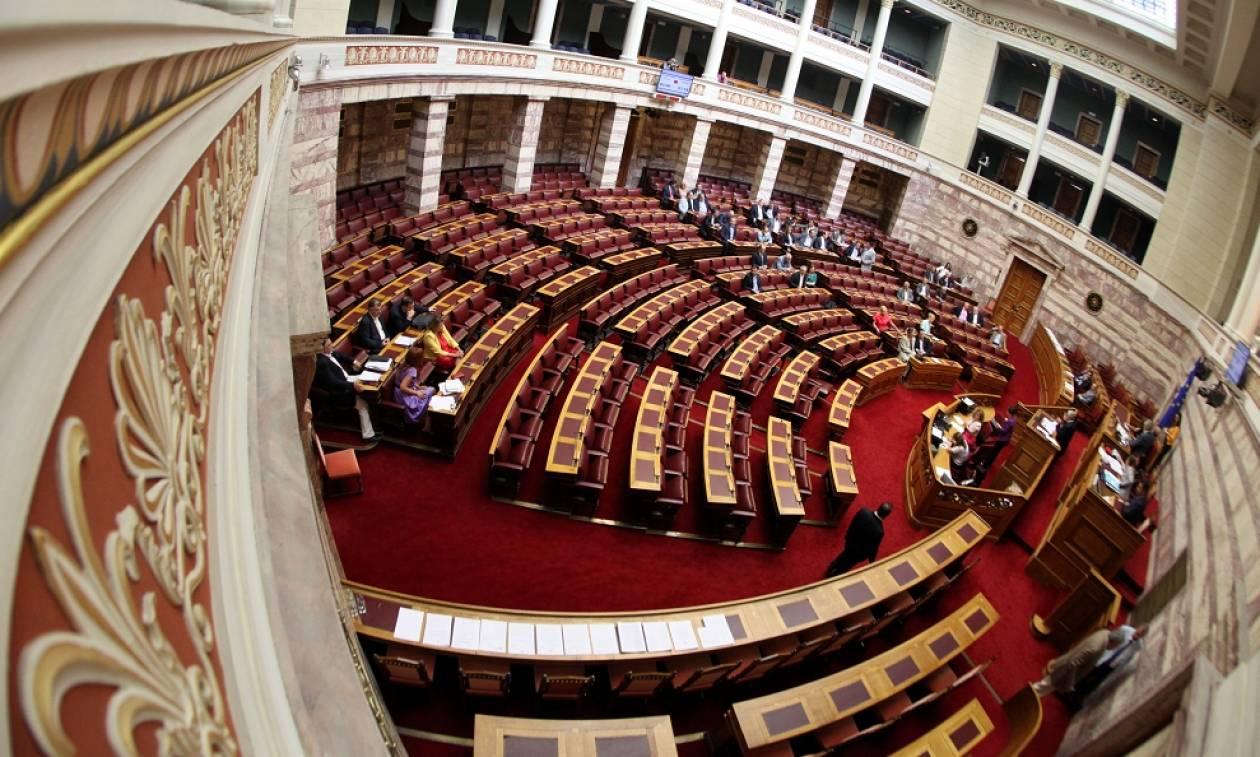 Βουλή: Στην Ολομέλεια την 1η Φεβρουαρίου το Πόρισμα της Εξεταστικής για τα θαλασσοδάνεια