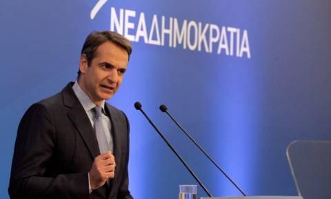 Μητσοτάκης: Ο Τσίπρας παίζει την τύχη της χώρας στα ζάρια – Είμαστε έτοιμοι να κυβερνήσουμε