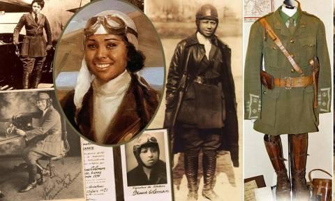 Bessie Coleman: Tο σημερινό Doodle της Google τιμά την πρώτη μαύρη γυναίκα αεροπόρο