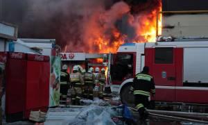 Συναγερμός στη Ρωσία – Ισχυρή έκρηξη σε θερμοηλεκτρικό σταθμό