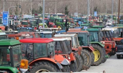 Μπλόκα αγροτών 2017: Αυτοί οι δρόμοι κλείνουν σήμερα - Όλες οι αγροτικές κινητοποιήσεις