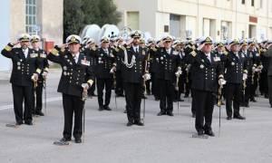 Τελετή Παράδοσης - Παραλαβής Διοικητού ΔΔΜΝ (pics)