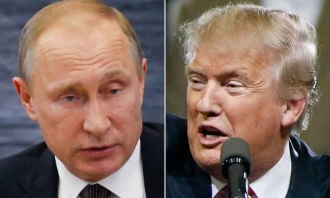 Εξαιρετικά ικανοποιημένος ο Λευκός Οίκος από τη τηλεφωνική συνομιλία Πούτιν-Τραμπ