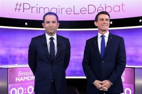 Γαλλία: Αμόν ή Βαλς; Στις κάλπες σήμερα οι Σοσιαλιστές για να επιλέξουν υποψήφιο πρόεδρο