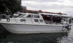 Μαλαισία: Βρέθηκε το πλοίο με τους τουρίστες - Τρεις νεκροί και έξι αγνοούμενοι