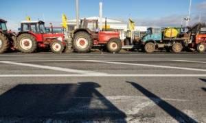 Μπλόκα αγροτών: Κλειστή η νέα εθνική οδός Πατρών – Κορίνθου