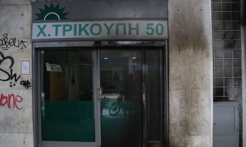 Επίθεση με πέτρες στα γραφεία του ΠΑΣΟΚ