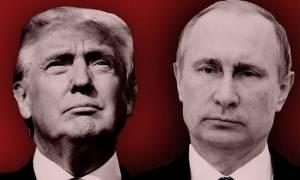 Μετά το ιστορικό τηλεφώνημα έπεται συνάντηση Πούτιν - Τραμπ