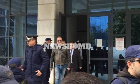 Να αφεθούν ελεύθεροι ζήτησαν οι Τούρκοι αξιωματικοί στο Διοικητικό Πρωτοδικείο (vid)