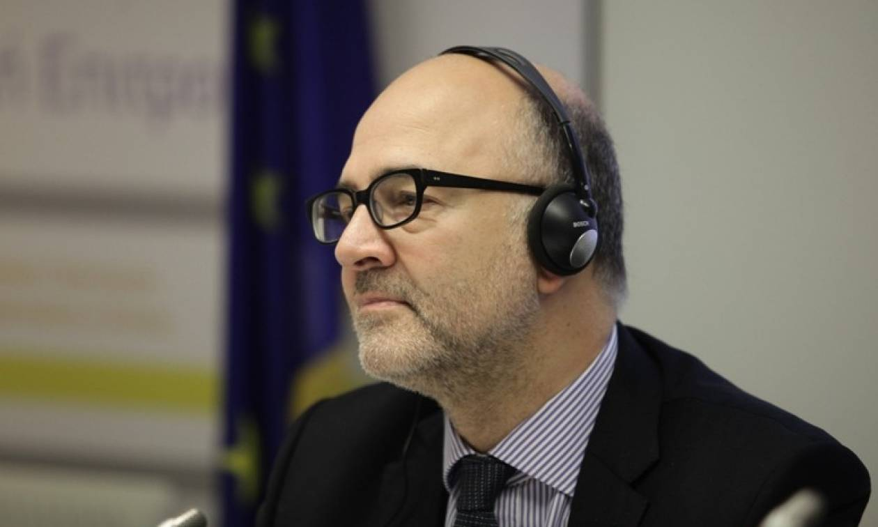 Μοσκοβισί: Θέμα διαρκούς ανησυχίας η Ελλάδα για την Κομισιόν