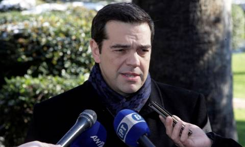 Μήνυμα Τσίπρα προς Τουρκία, Αλβανία και Σκόπια