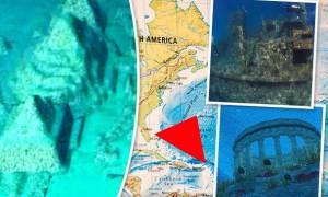 Λύθηκε το μυστήριο του Τριγώνου των Βερμούδων; Δεν φαντάζεστε ποιο χαμένο πολιτισμό κρύβει!