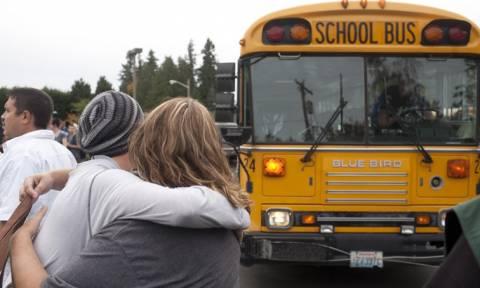 Επιστήμονες διέκριναν σχέση μεταξύ των ενόπλων επεισοδίων στα σχολεία των ΗΠΑ και της ανεργίας