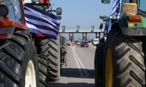Μπλόκα αγροτών 2017: Ποιοι δρόμοι κλείνουν σήμερα (ΣΥΝΕΧΗΣ ΕΝΗΜΕΡΩΣΗ)