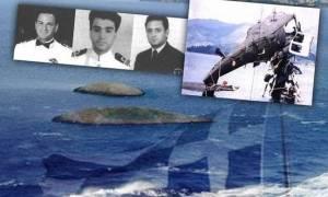 Βίντεο ντοκουμέντο από τα Ίμια: Το ελικόπτερο του ΠΝ λίγο πριν χαθεί στο βυθό του Αιγαίου