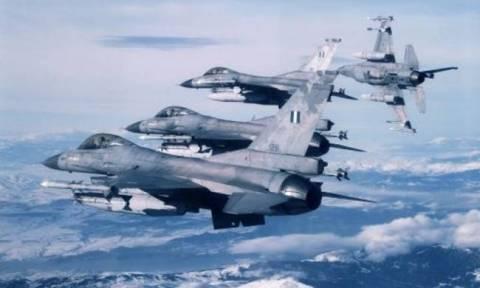 Συναγερμός στο Αιγαίο: Τρεις εικονικές αερομαχίες με εμπλοκή πάνω από τη Χίο