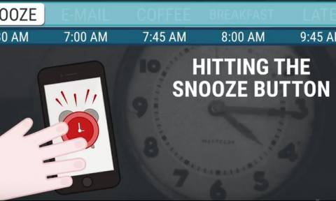 Οι περισσότεροι από εσάς κάνετε αυτά τα πέντε λάθη με το που ξυπνάτε κάθε πρωί (Video)