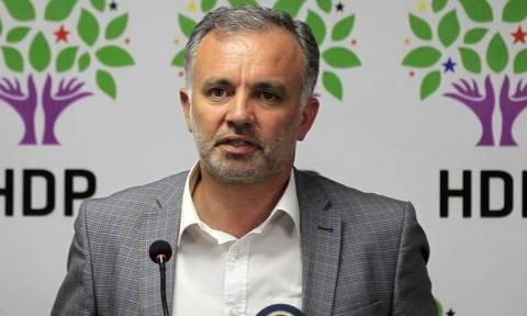 Τουρκία: Συνελήφθη ο εκπρόσωπος του φιλοκουρδικού κόμματος