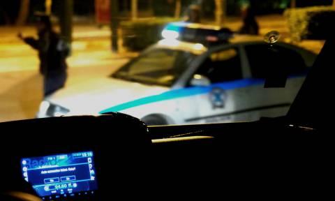 Πετροπόλεμος, χημικά, τραυματίες και συλλήψεις στη Βάρκιζα σε ραντεβού για «κόντρες»