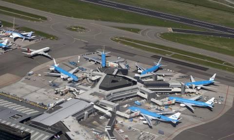 Ολλανδία: «Χάος» στο αεροδρόμιο του Άμστερνταμ