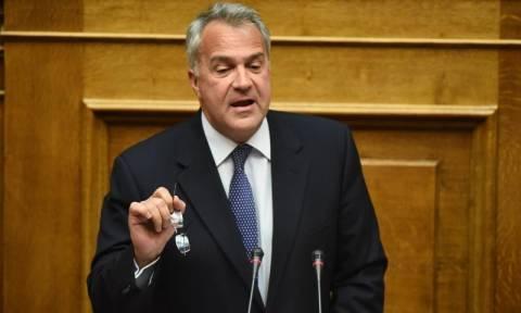 Καταγγελία Βορίδη στη Βουλή: Ο Τσίπρας ζήτησε παρανόμως να λάβει δάνειο ο ΣΥΡΙΖΑ