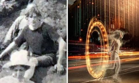 Σάλος στο διαδίκτυο με τη φωτογραφία ταξιδιώτη στο χρόνο