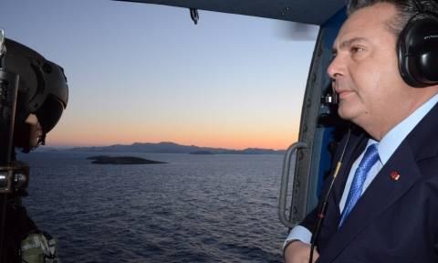 Πάνω απ' όλα είμαστε Έλληνες! Συγχαρητήρια στον κ. Καμμένο για τη στάση του στα Ίμια
