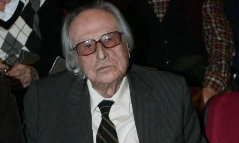 Πέθανε σε ηλικία 100 ετών το στέλεχος της Αριστεράς Πάνος Δημητρίου