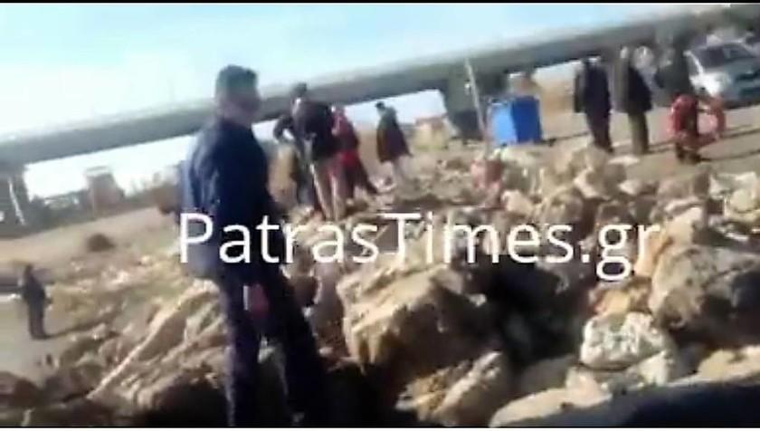 ΕΚΤΑΚΤΟ – Τραγωδία στο Αντίρριο: Γυναίκα έπεσε στη θάλασσα από Ferry Boat