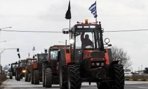 Μπλόκα αγροτών 2017: Αυτοί οι δρόμοι κλείνουν σήμερα (ΣΥΝΕΧΗΣ ΕΝΗΜΕΡΩΣΗ)